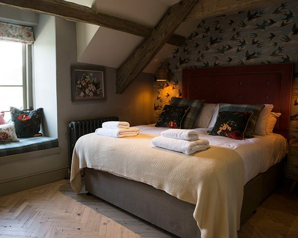 A picture of one of our great bedrooms